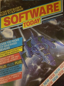 Software Today magazine