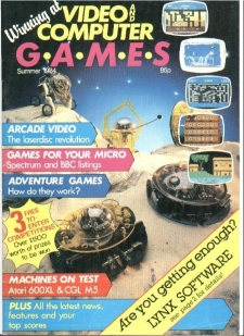 Winning at Video and Computer Games magazine